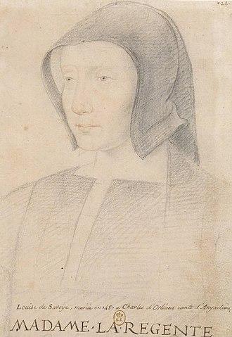 Louise of Savoy - Louise of Savoy