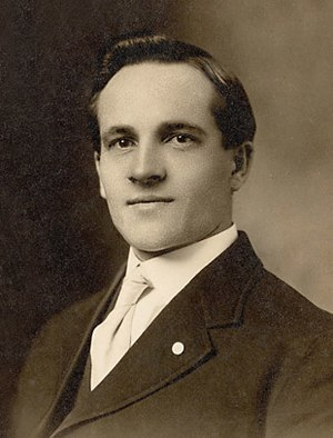 L. E. Katterfeld - L. E. Katterfeld in 1909.