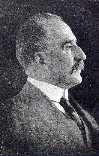 Chilean presidential election, 1920 - Image: Luis Barros Borgoño