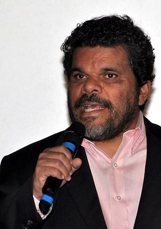 Luis Guzmán - Guzmán in February 2012 at the French premiere of Journey 2: The Mysterious Island