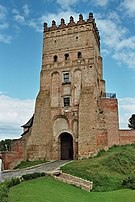 Lutsk castle tower.jpg