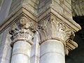 Luzarches - Église Saint-Côme-Saint-Damien - Chapiteaux 01.jpg