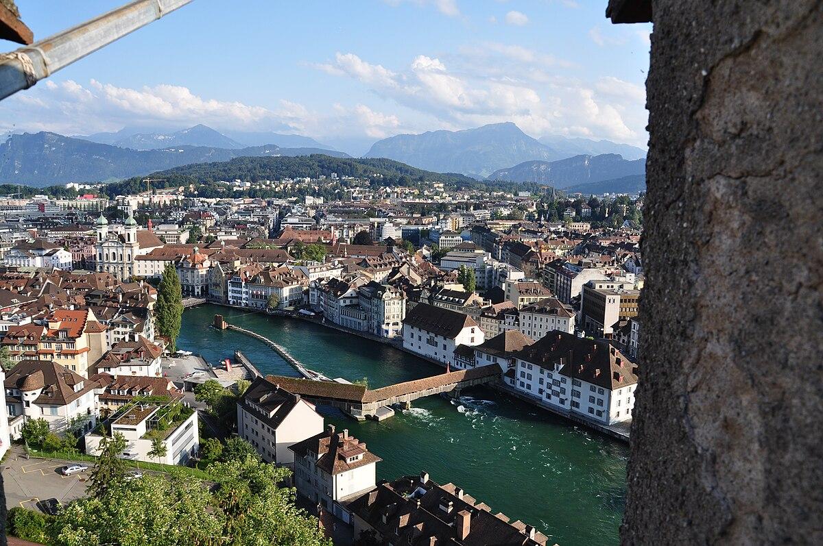 Luzern wikip dia for Innendekorateur kanton luzern