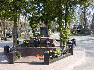 Józef Bilczewski - Grave.