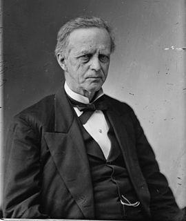 Lyman Trumbull American judge