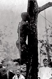 Lynching in the United States - Wikipedia