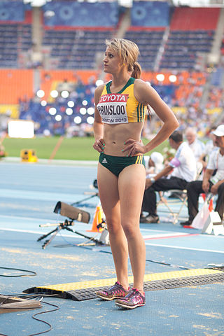 Lynique Prinsloo (2013 World Championships in Athletics) 02.jpg