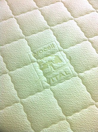 Lyocell - Mattress with lyocell as cover material