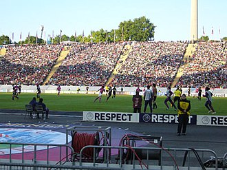 2012 UEFA Women's Champions League Final - Image: Lyon v FFC 02
