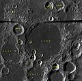 Lyot sattelite craters map.jpg