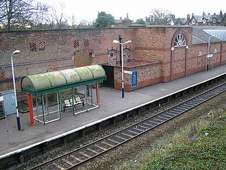 Lytham St Annes - Lytham railway station