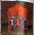 Mérovée sous sa tente - (miniature des « Grandes chroniques de France » , XIVe siècle).jpg