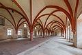 Mönchsdormitorium, Kloster Eberbach (Rectillinear Projection) 20140903 1.jpg