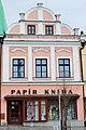 Měšťanský dům U tří kaprů (Havlíčkův Brod), Havlíčkovo nám. 166, Havlíčkův Brod.jpg