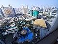 MC 澳門 Macau 萬豪酒店 JW Marriott Hotel room 28th Floor view November 2019 SS2 03.jpg