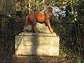 MKBler - 295 - Wolfsskulptur.jpg
