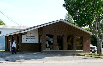 Macdonald, Meredith and Aberdeen Additional - Municipal office in Echo Bay