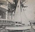 MTP Poznan 1973, yacht Kaczorek.jpg