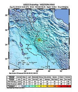 M 6.0 - 26km SW of Javanrud, Iran - intensity.jpg
