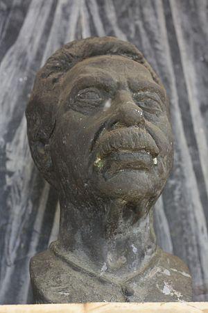 M. Govinda Pai - Bust of Pai at M. Govinda Pai Regional Research Centre, Udupi