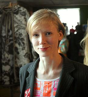 Maarja Jakobson Estonian actress
