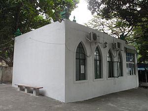 Islam in Macau - Macau Mosque