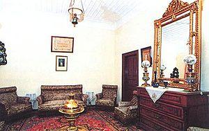 Atatürk Museum (Thessaloniki) - Image: Macedonian Museums 74 Spiti Kemal 325