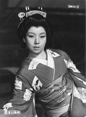 Machiko Kyō - Kyō in 1959