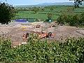 Machinery training centre near Graiglwyd - geograph.org.uk - 791542.jpg