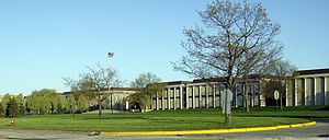 Macomb Community College - Image: Macombcommunitycolle ge MIUSA
