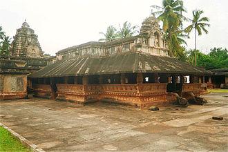 Banavasi - Madhukeshwara temple, Banavasi