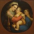 Madonna della Sedia, Carl Timoleon von Neff, EKM j 3064 M 2285.jpg