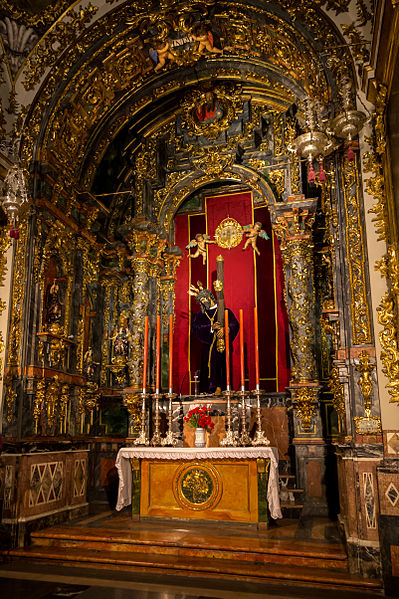 File:Madrid - Colegiata - Jesús del Gran Poder - 130209 184321.jpg