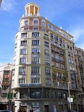 Madrid - Hostal R. Buenos Aires.JPG