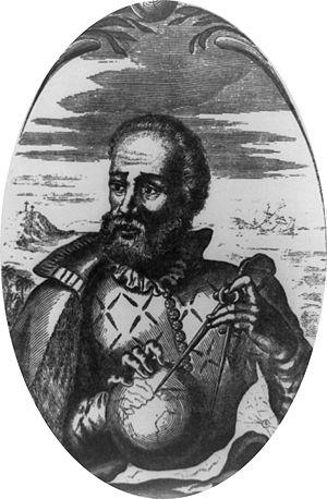 Ferdinand Magellan, Portuguese maritime explorer.