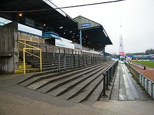 Brunton Park - Paddock/Main Stand