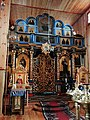 Main altar of Orthodox church of the St. Mary's Birth in Bielsk Podlaski - 01.jpg