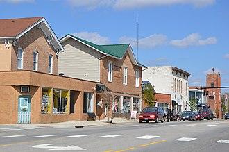 West Jefferson, Ohio - Main Street