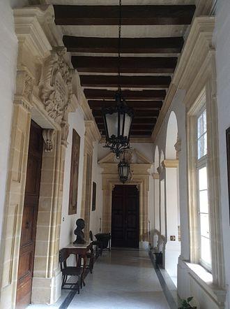 Castellania (Valletta) - Interior of the Castellania