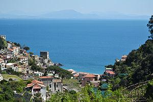 Maiori - Image: Maiori, Costiera Amalfitana