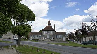 Bazoches-sur-Vesles Commune in Hauts-de-France, France
