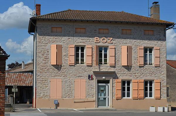 Photo de la ville Boz
