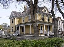 Maison Gabrielle Roy National Historic Site April 2010.jpg
