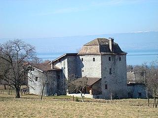 Lugrin Commune in Auvergne-Rhône-Alpes, France