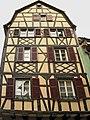 Maison zu Sankt-Christoffel (36 rue des Marchands) -Colmar-.JPG