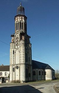 Malétable, Orne, église Notre-Dame de la Salette bu 261.jpg