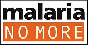 Malaria No More - Image: Malaria No More logo