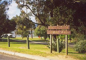 Mallacoota, Victoria - Mallacoota Camping Park