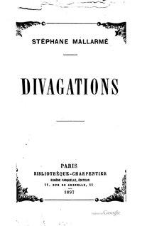 Divagations - Wikipedia