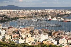 Mallorca reisef hrer auf wikivoyage - Muebles baratos palma de mallorca ...